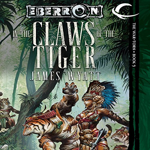 In the Claws of the Tiger audiobook cover art