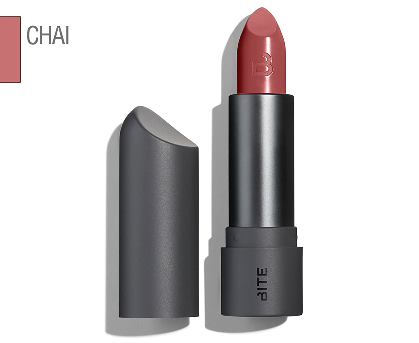 ペダル篭ボイラーBite Beauty Amuse Bouche Lipstick - Chai