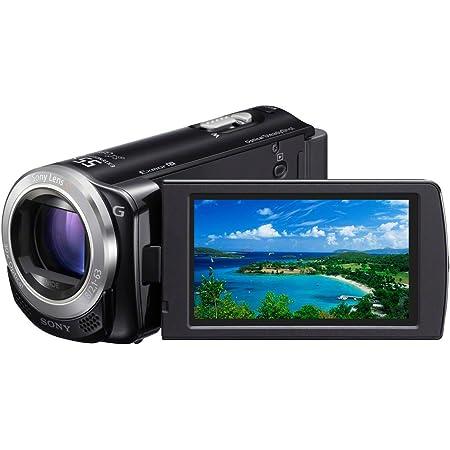 ソニー SONY HDビデオカメラ Handycam CX270V クリスタルブラック
