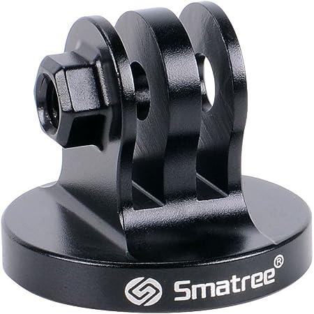 SM SunniMix 3Pieces Tripod Mount Convertisseur Adaptateur 1 4inch Connecteur pour Gopro Hero 6 5 4 3 2 1 Action Cam/éras