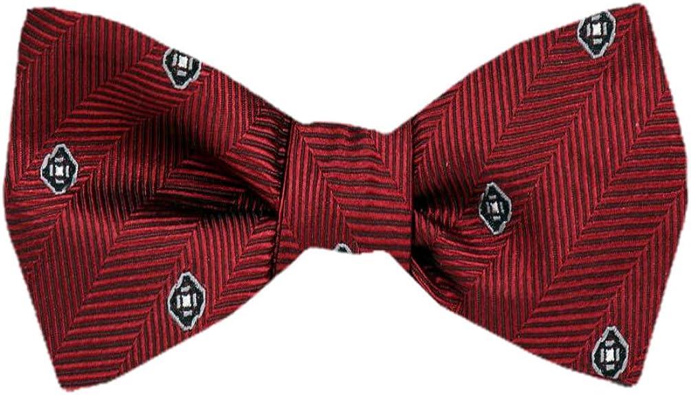 FBTZ-1552 - Men's Silk Self Tie Bowtie Tie Yourself Bow Ties