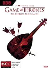 Best game of thrones season 3 cover dvd Reviews