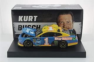 Lionel Racing, Kurt Busch, Star Nursery, 2019, Chevrolet Camaro, NASCAR Diecast 1: 24 Scale