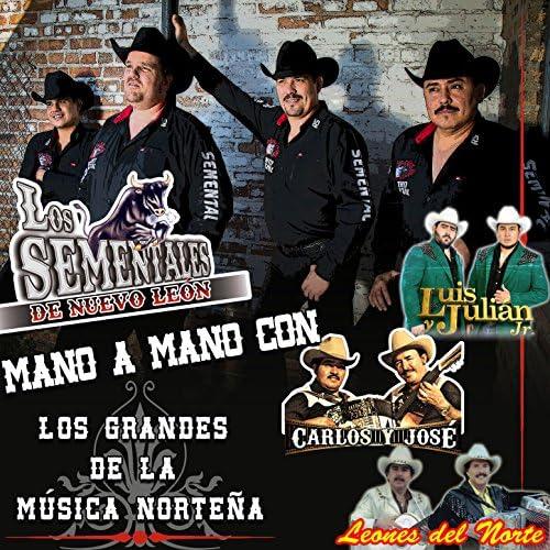 Los Sementales de Nuevo León feat. Luis y Julián Jr., Carlos Y José & Leones del Norte