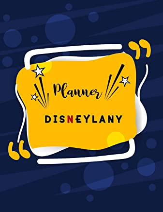 Disneyland Planner: Walt Disney Journal, Disney World ...