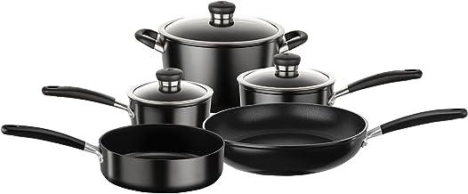 Circulon Ultimum Cookware Set, Black, 117310
