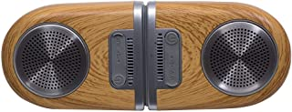 Toreto Bluetooth Speaker Magnetic Twin MAGNO TOR310 – Wooden Brown