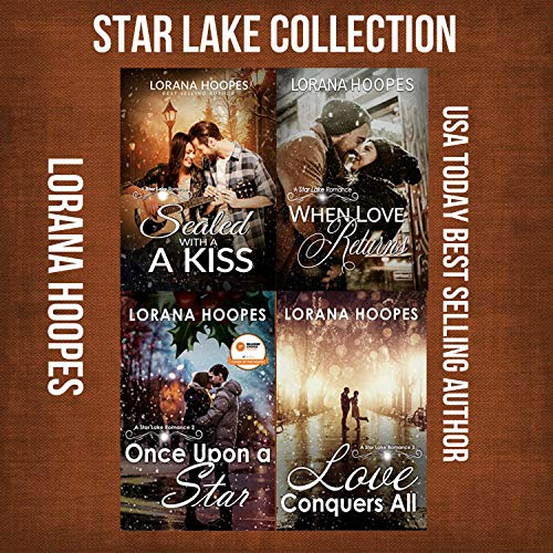 Star Lake Collection: Four Christian Small Town Romances cover art