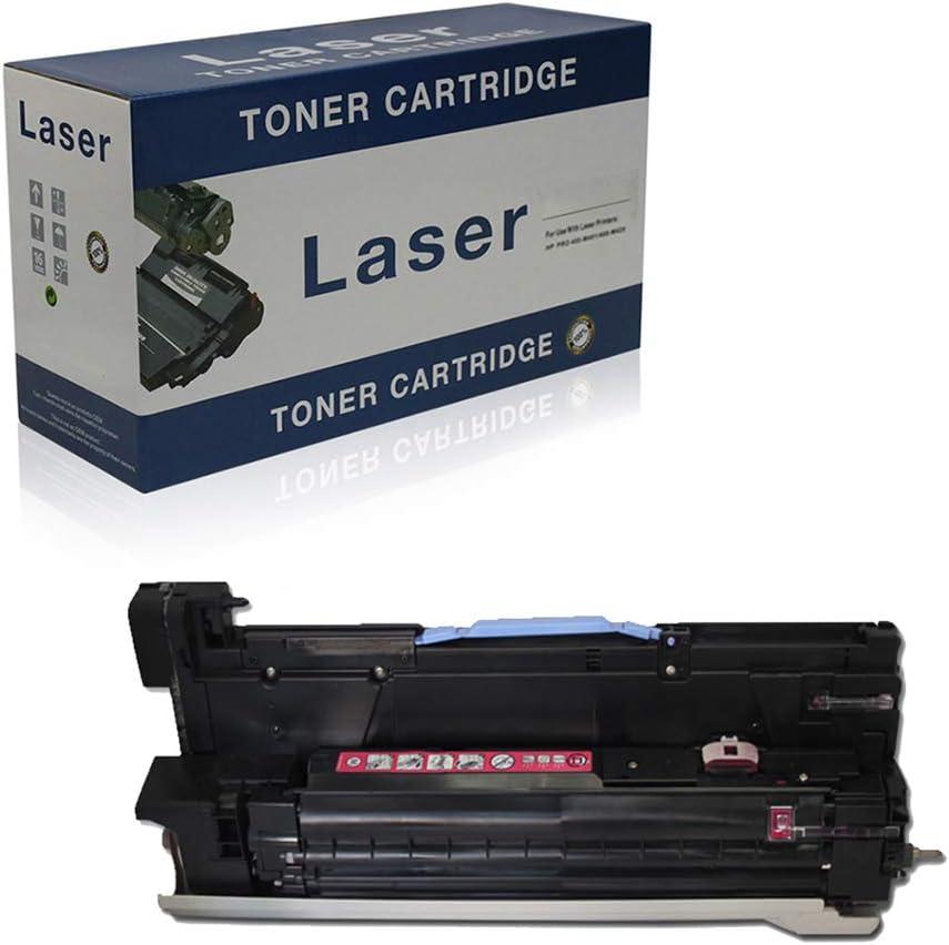 Compatible Drum Unit Replacement for HP 824A CB384A CB385A CB386A CB387A for Use with HP Color Laserjet CM6030 CM6040 CM6040I CM6040X CP6015 CP6015N Printer,Cyan