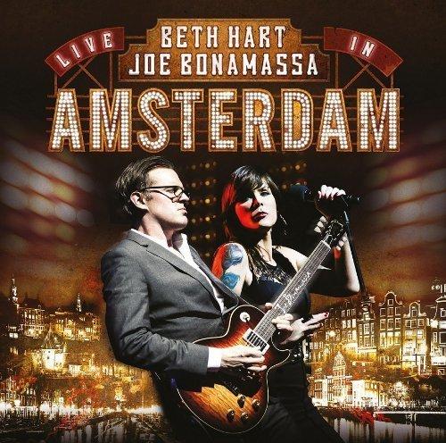 Live In Amsterdam by Beth Hart & Joe Bonamassa [Music CD]