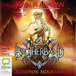 Scorpion Mountain: Brotherband, Book 5 cover art