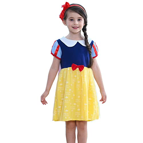 3435b9c58f7 Tsyllyp Little Girls Princess Dress Holloween Cosplay Tutu Costumes
