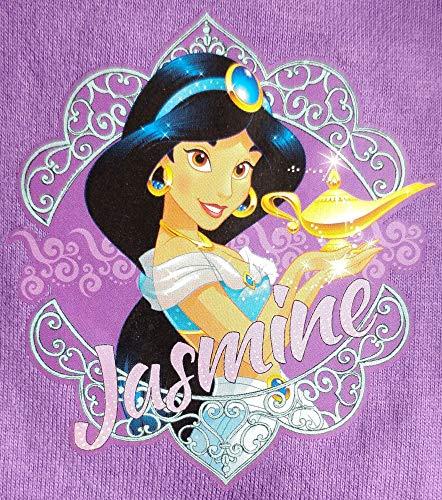 Disney Pijama de niña Princess Jasmine Aladdin 18-24 Meses