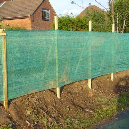40/% Windbreak Shade Privacy Netting Screening Allotment Garden Fencing 1m x 50m