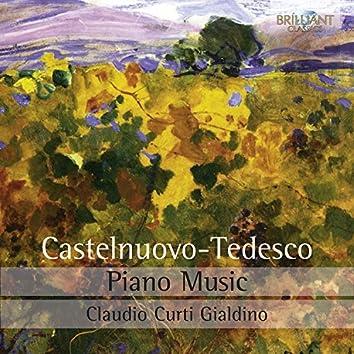 Castelnuovo-Tedesco: Piano Music