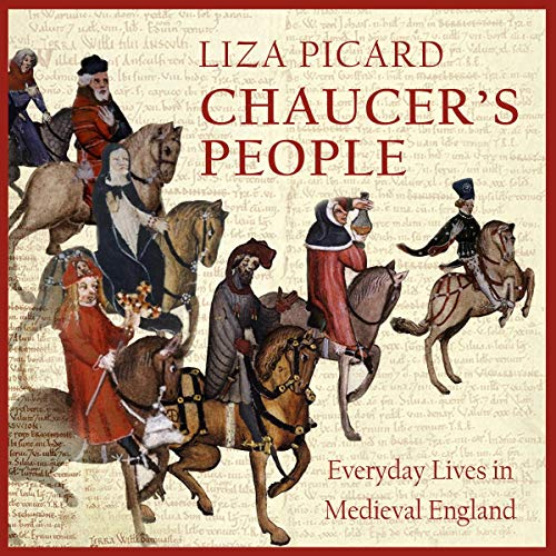 Chaucer's People  By  cover art