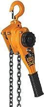 MAGNA Premium lever chain hoist - 3/4 ton, 15' lift