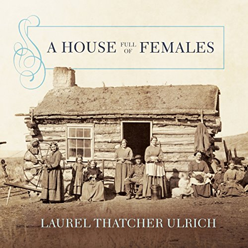 A House Full of Females audiobook cover art
