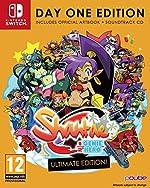 Shantae - Half Genie Hero Ultimate Day One Edition pour Nintendo switch