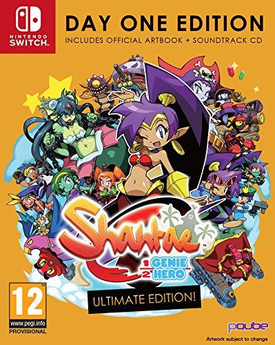 Shantae: Half Genie Hero Ultimate Day One