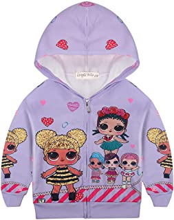 Surprise Princess Outerwear Girls Coat for Doll Surprised