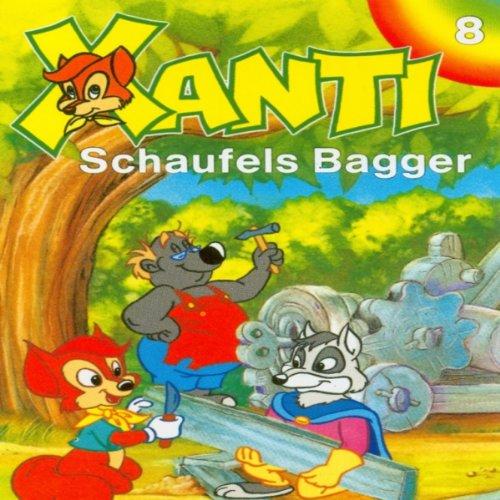 Schaufels Bagger (Xanti 8) Titelbild
