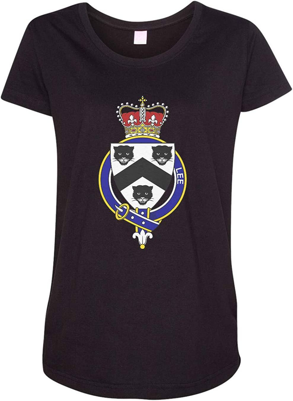 HARD EDGE DESIGN Women's English Garter Family Lee T-Shirt