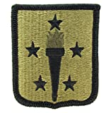 Sustainment Center of Excellence, Fort Lee, VA OCP Patch - Scorpion W2