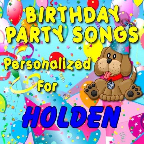 This Old Man Song for Holden (Holdan, Holdon, Holdyn)