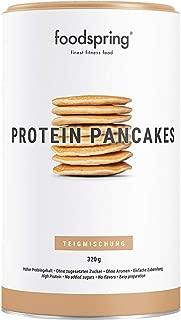 foodspring Tortitas Proteicas, 320g, Sin azúcares añadidos