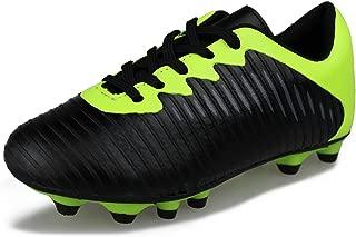 Athletic Outdoor/Indoor Comfortable Soccer Shoes(Toddler/Little Kid/Big Kid)