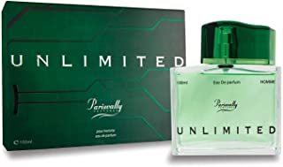 Unlimited by Parisvally for Men - Eau de Parfum, 100 ml