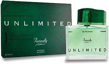 Unlimited by Parisvally for Men - Eau de Parfum, 100 ml