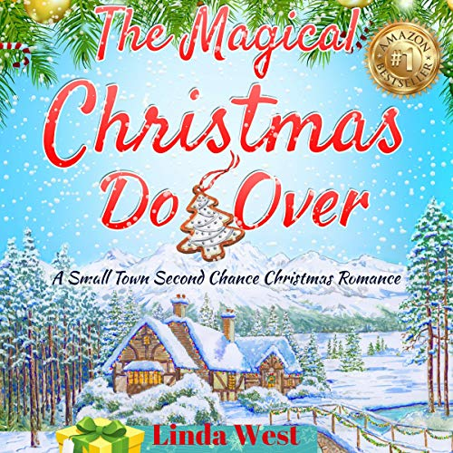 The Magical Christmas Do Over audiobook cover art