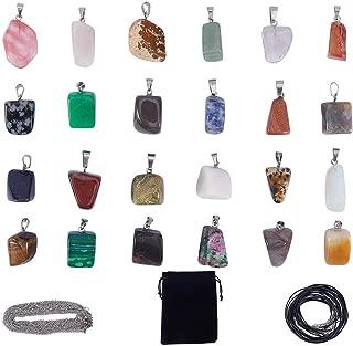 Best crystal pendant jewellery making Reviews