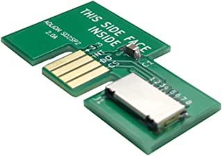 ليشيفيت محول بطاقة الذاكرة ميكرو SD المهنية قارئ بطاقة TF لمكعب الألعاب SD2SP2 SDLoad SDL محول