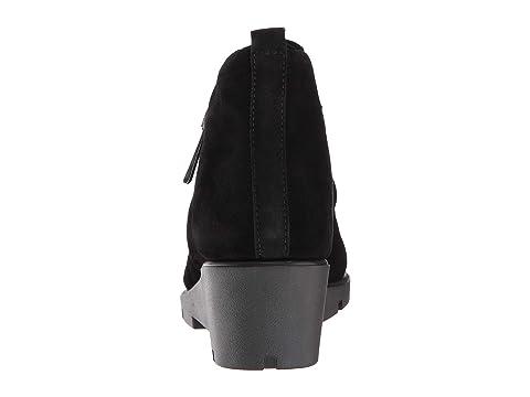Black Suede Shot Sling FLEXX Waterproof The SuedeBordo 78SH4
