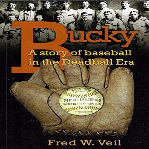 Bucky cover art
