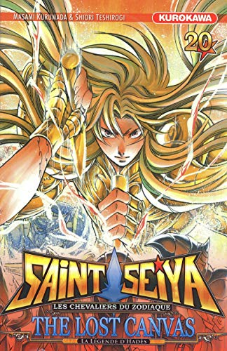 Saint Seiya - The Lost Canvas Tome 20 - Les Chevaliers du Zodiaque