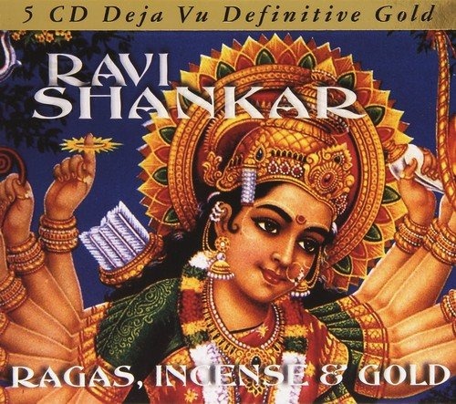 Incense & Gold Ragas