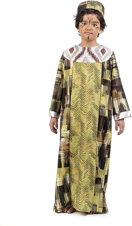 Limit COSTUMES MI052 4  Africano bornA Costume, Size 4