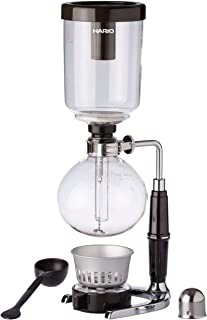 HARIO Technica Three Cup Coffee Siphon, 360ml