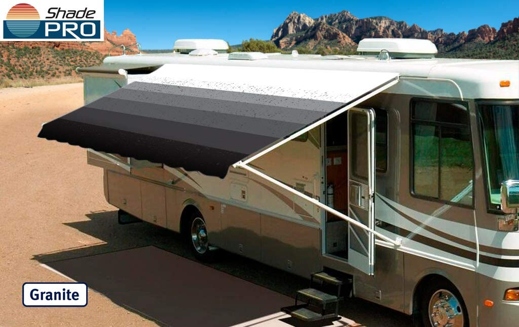 INNOVA RV Vinyl Awning Replacement Fabric 20 Gry - Max 64% OFF Blk Granite Ranking TOP14