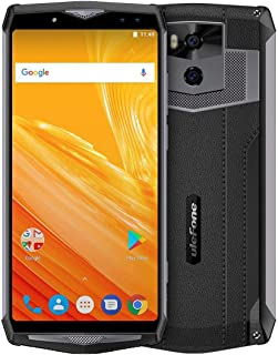 Ulefone Power 5، 6GB plus 64GB، كاميرات خلفية مزدوجة بالإضافة إلى كاميرات أمامية مزدوجة، تعريف الوجه والبصمات، بطارية 1300...