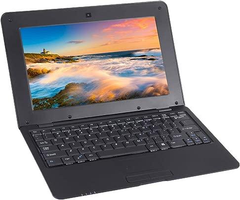 ZYDDE Netbook PC 10 1 Zoll Netbook-PC GB GB TDD-10 1 Android 5 1 ATM7059 Quad Core 1 6 GHz BT WLAN HDMI SD RJ45 Schwarz Farbe Black Schätzpreis : 160,62 €