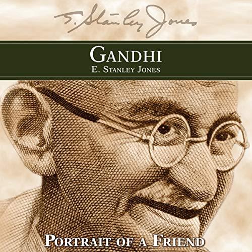 Gandhi audiobook cover art