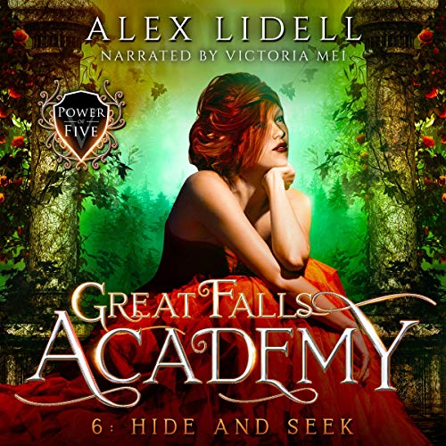 Hide and Seek cover art
