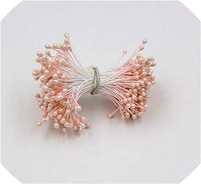 380pcs//set 2mm Artificial Pearl Flower Stamen Handmade Artificial Flowers New