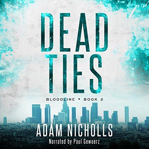 Dead Ties audiobook cover art