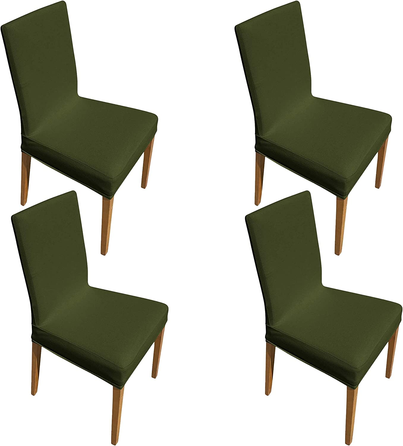 Gulizhome Stretch Dining Chair Covers Sale item Set safety of for 4